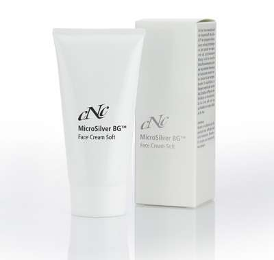 cNc MicroSilver BG Face Cream Soft 50ml