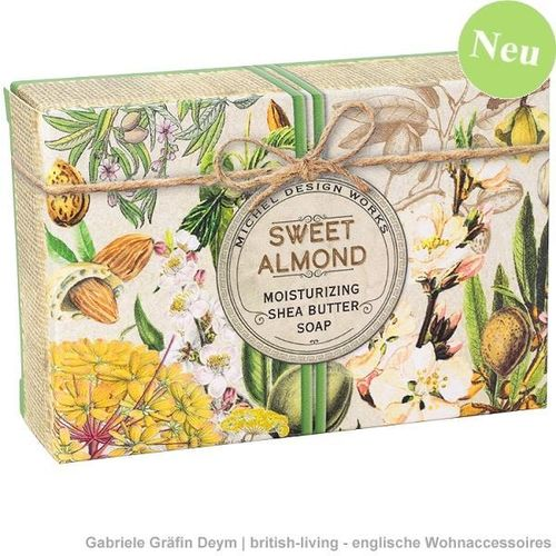 Seife Sweet Almond 127g
