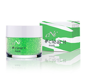 cNc #Clear it Maske 50ml
