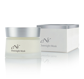 cNc White Secret overnight Mask 50 ml