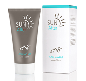 cNc After Sun Gel Aloe Vera, 150 ml