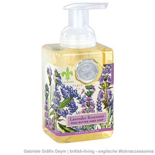 Seifenschaum LAVENDER ROSEMARY 530ml