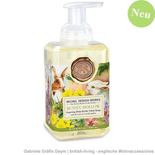 Seifenschaum BUNNY HOLLOW 530ml