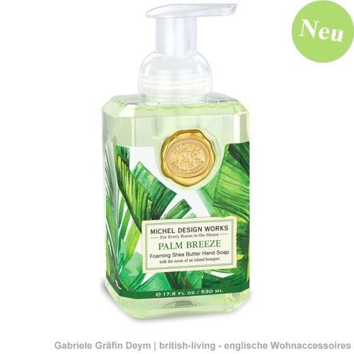 Seifenschaum PALM BREEZE 530ml
