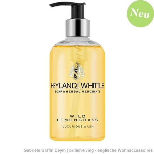 Heyland & Whittle LUXURIOUS WASH, 300 ml
